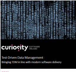 Test-Driven Data Management eBook