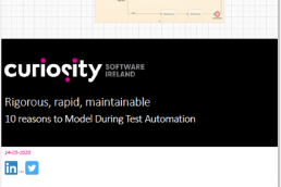 10 Reasons to Model During Test Automation_eBook thumbnail