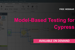 Model-Based Testing for Cypress - On demand webinar