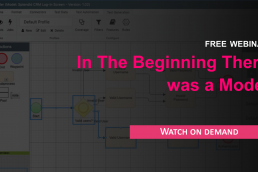 In the beginning there was a model free on demand webinar
