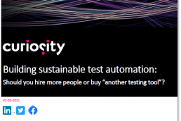 Building Sustainable Test Automation_eBook thumbnail